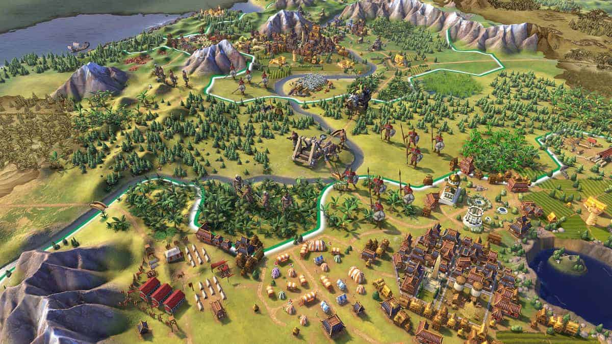 Civilization VI City Layout Guide – Best Placements For Districts, Planning Wonders, Building Improvements, Tile Placements