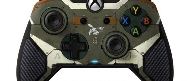 Titanfall 2 Xbox One controller