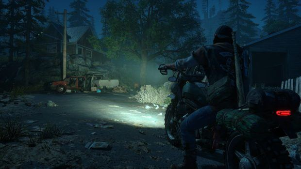 Days Gone cinematics