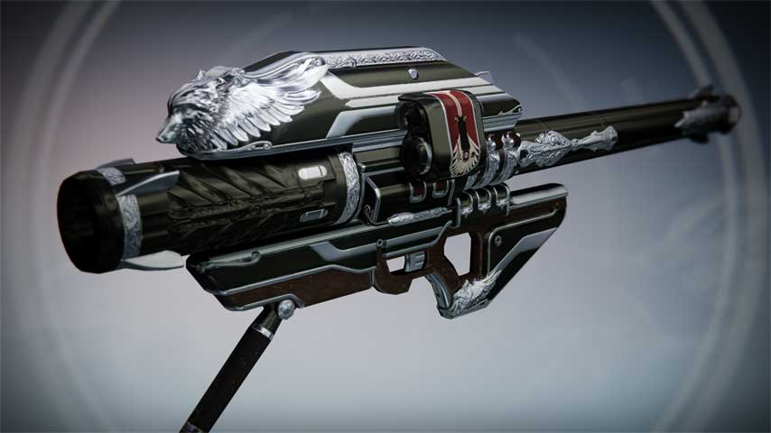Destiny: Rise of Iron Gjallarhorn