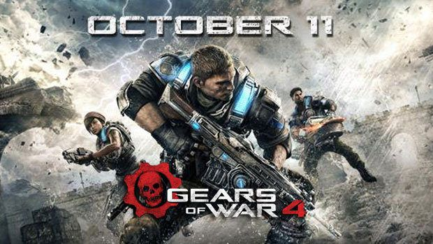Gears of War 4 horde mode