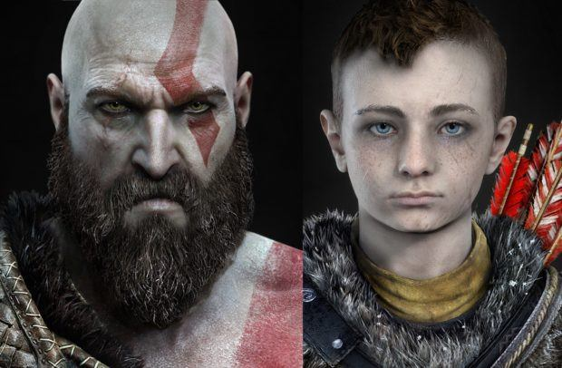 God of War PS4 release