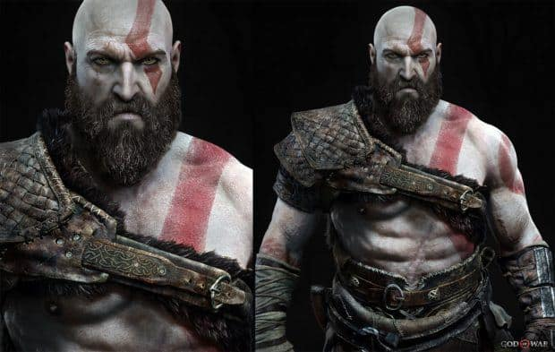 God of War 4 psx