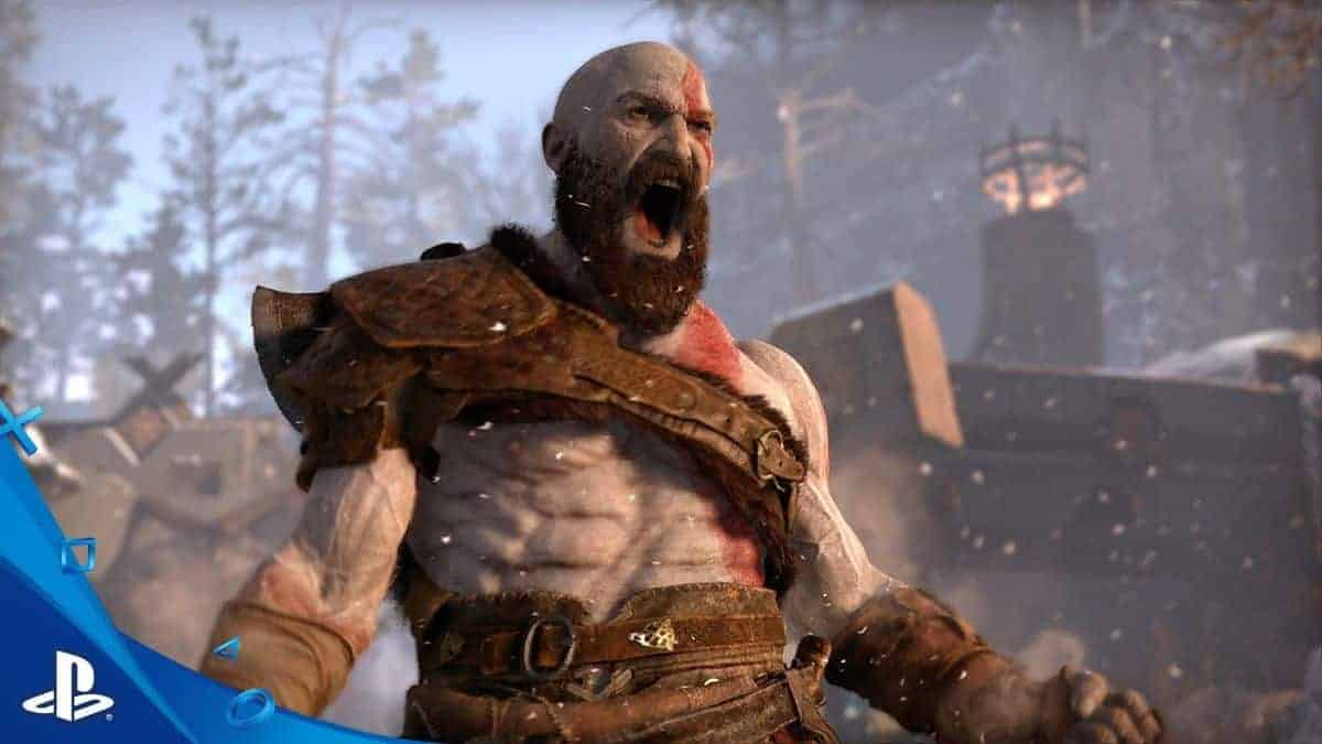 new God of War game