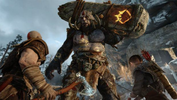 God of War secrets E3 2016