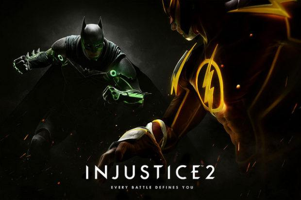 Injustice 2 character