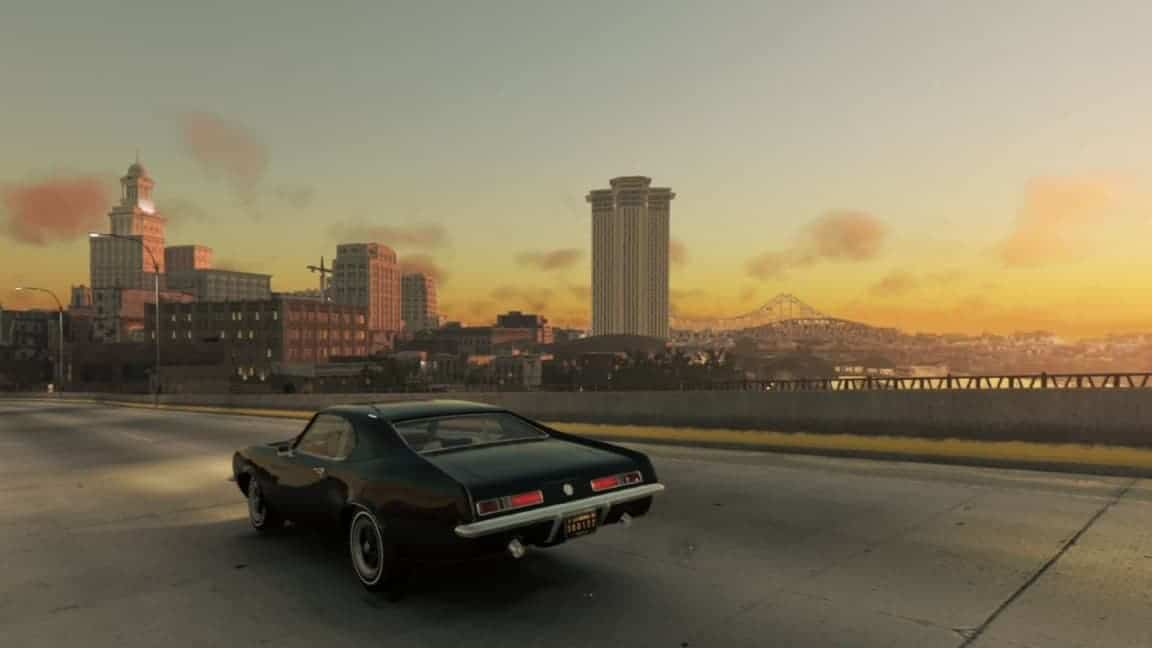 Mafia 3 gameplay features