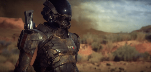 Mass Effect Andromeda co-op