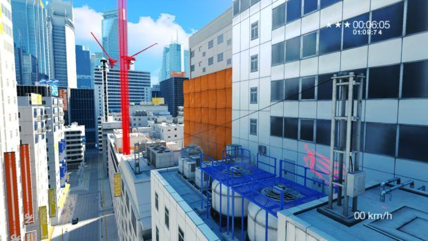 Mirror's Edge Catalyst---