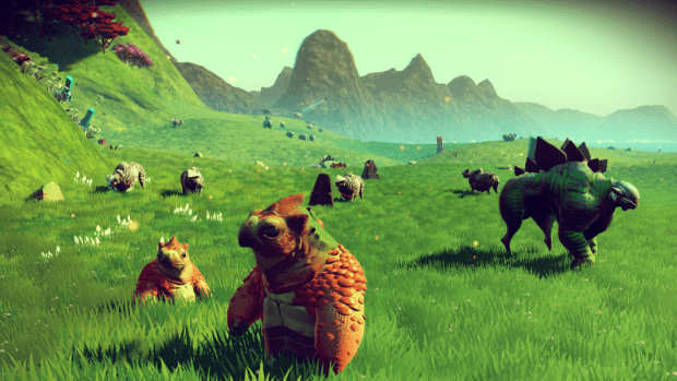 No Man's Sky patch 1.08