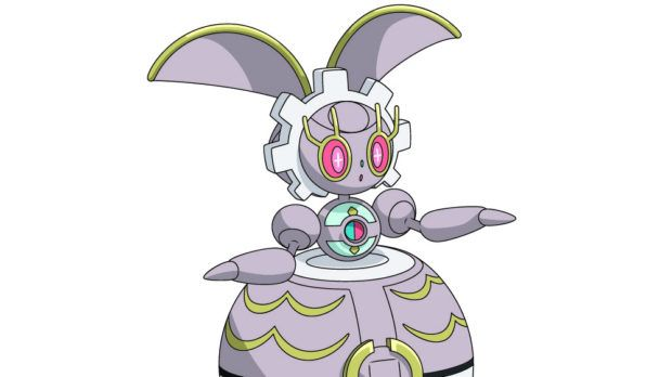 Pokemon Sun and Moon Magearna