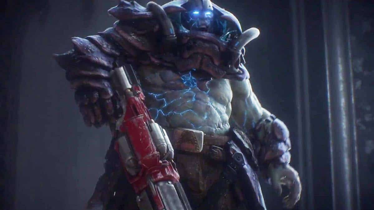 Quake Champions weapons abilities