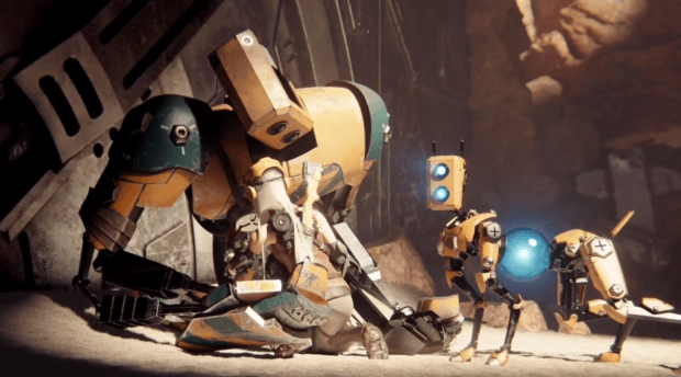 ReCore Supply Caches and Blueprints