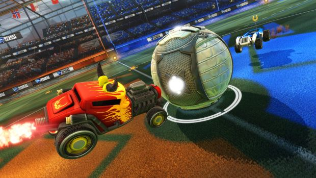 Rocket League microtransactions