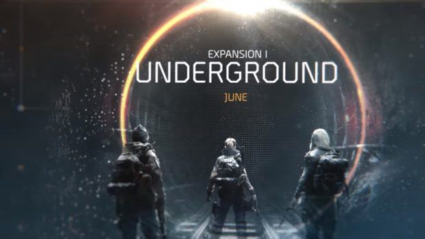The Division Underground DLC Update 1.3 Trailer