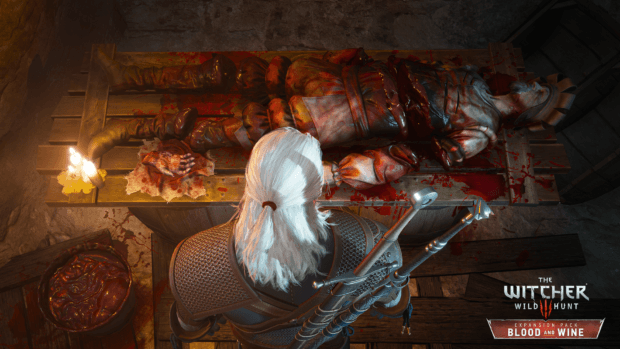 The Witcher 3 Blood and Wine Quest The Man from Cintra