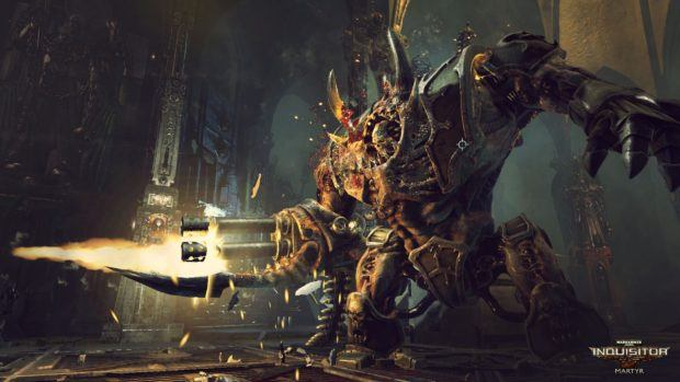 Warhammer 40K: Inquisitor - Martyr delayed by a few weeks