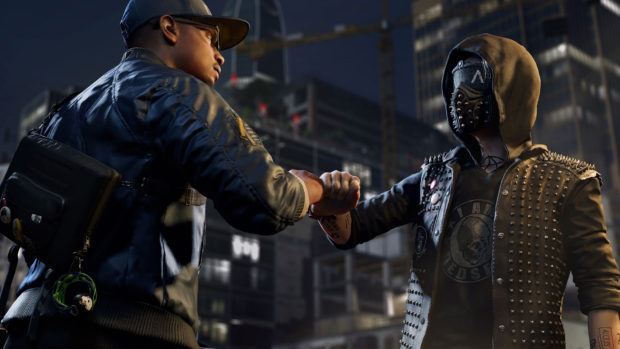 Watch Dogs 2 Side Operations Driver SF