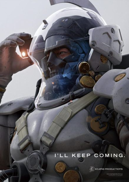 face of kojima productions mascot