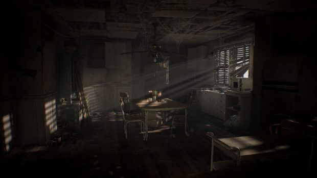 Resident Evil 7 Weapons Locations