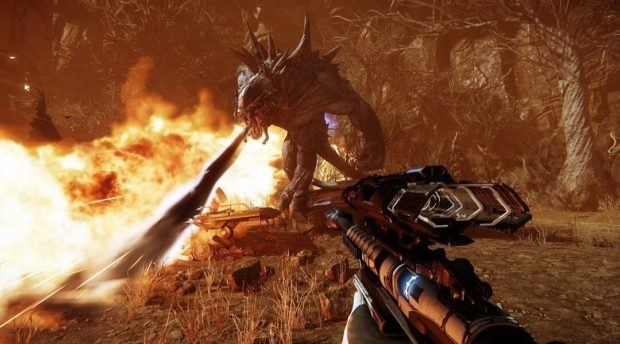 Evolve is free-to-play