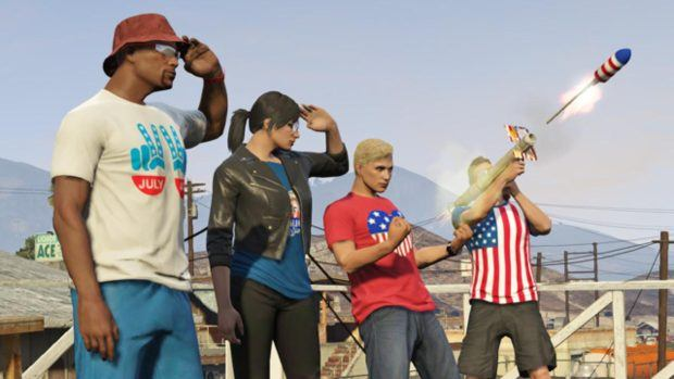 GTA V Independence Day Content Detailed