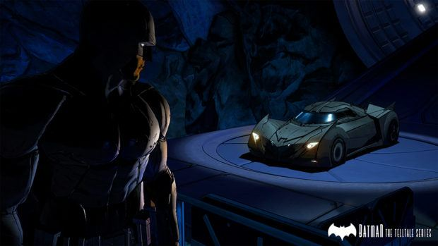 Batman: The Telltale Series Pre-order