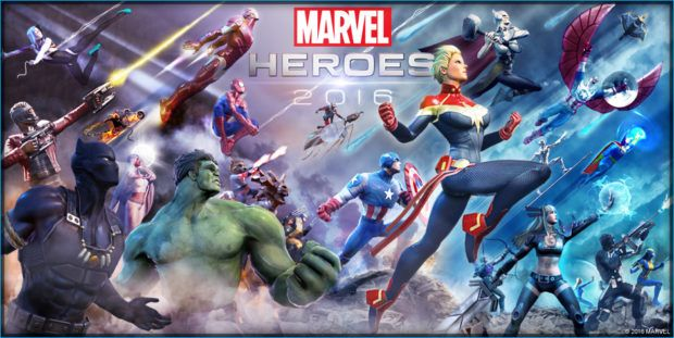 Marvel Heroes Developer Gazillion Reportedly Shut Down, Game to Close Early