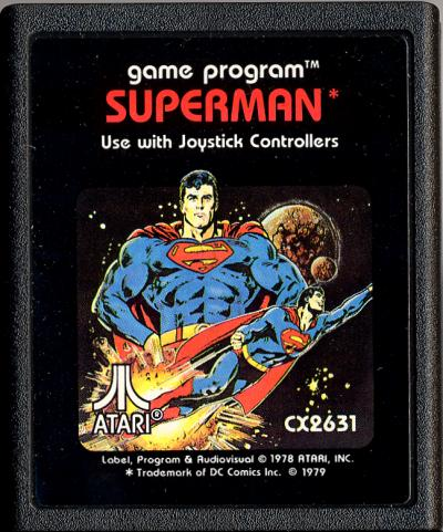 Superman for Atari 2600