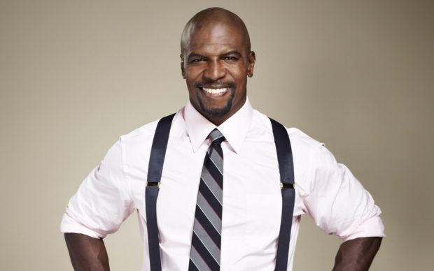 Terry Crews Twitch