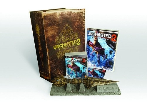 Uncharted II: Among Thieves Special Edition