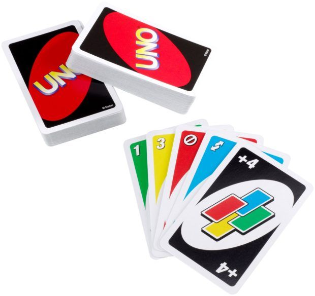 Ubisoft uno card game