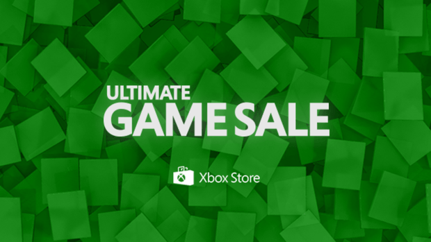 Xbox One Backwards Compatibility Ultimate Game Sale