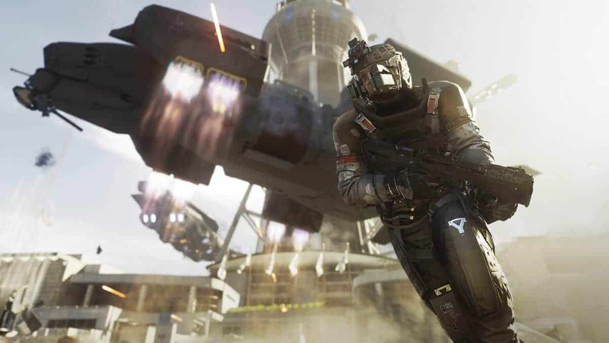 Infinite Warfare Armories Locations