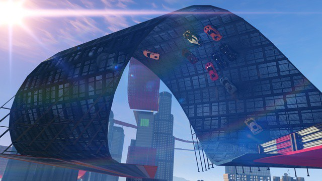 GTA V Cunning Stunts update