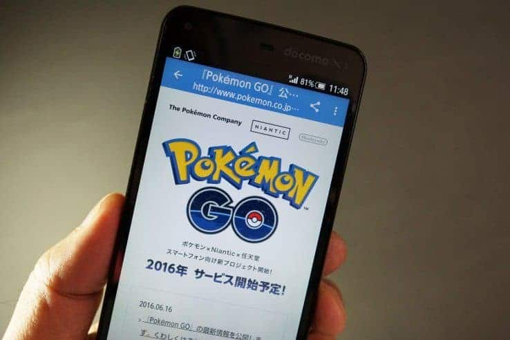 Pokemon Go december update
