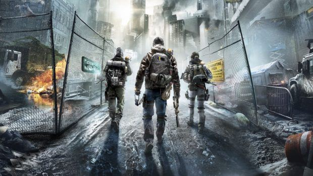 The Division PTS 4