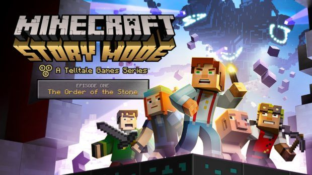 Minecraft Story Mode Steam version