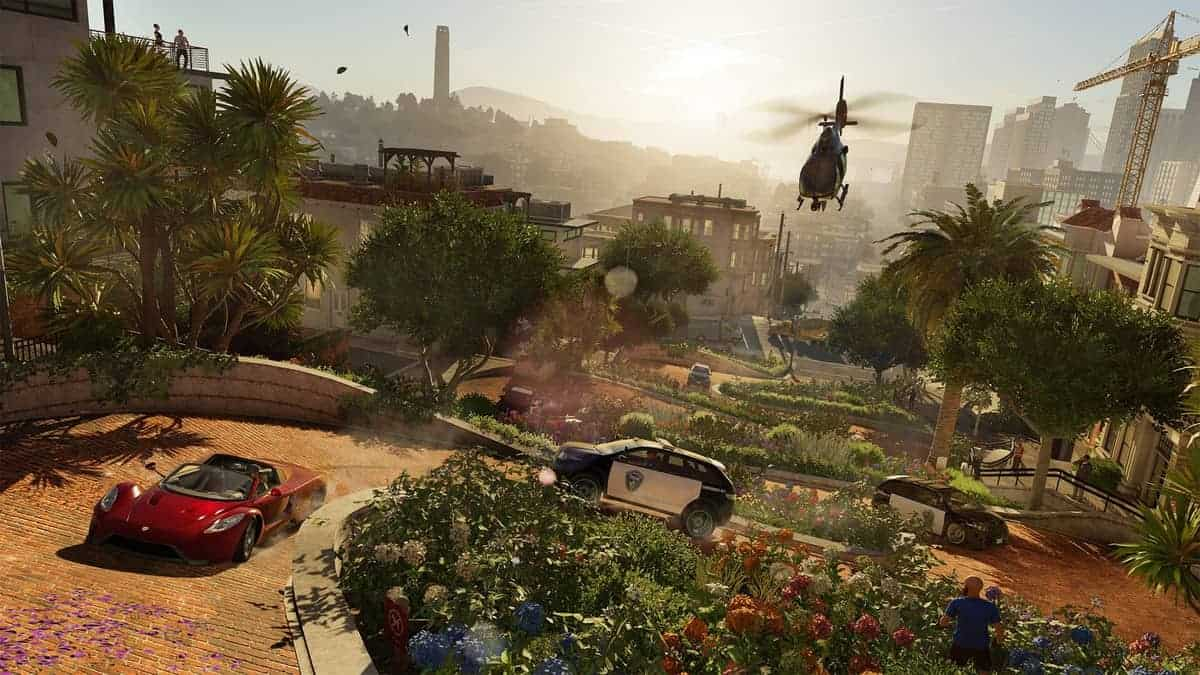 Watch Dogs 2 Heat System
