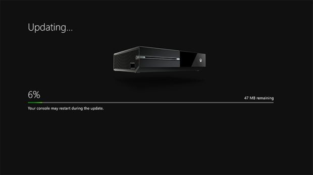 new Xbox One preview update