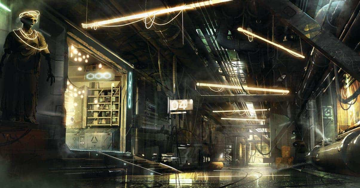 Deus Ex: Mankind Divided Breach Software Locations Guide
