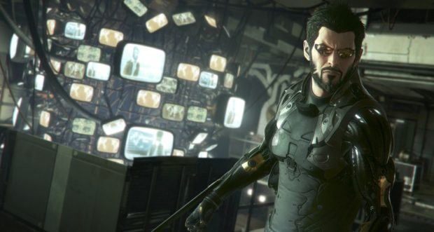 Deus Ex: Mankind Divided London Story Missions