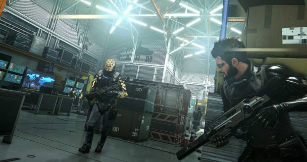 Deus Ex Mankind Divided Weapons