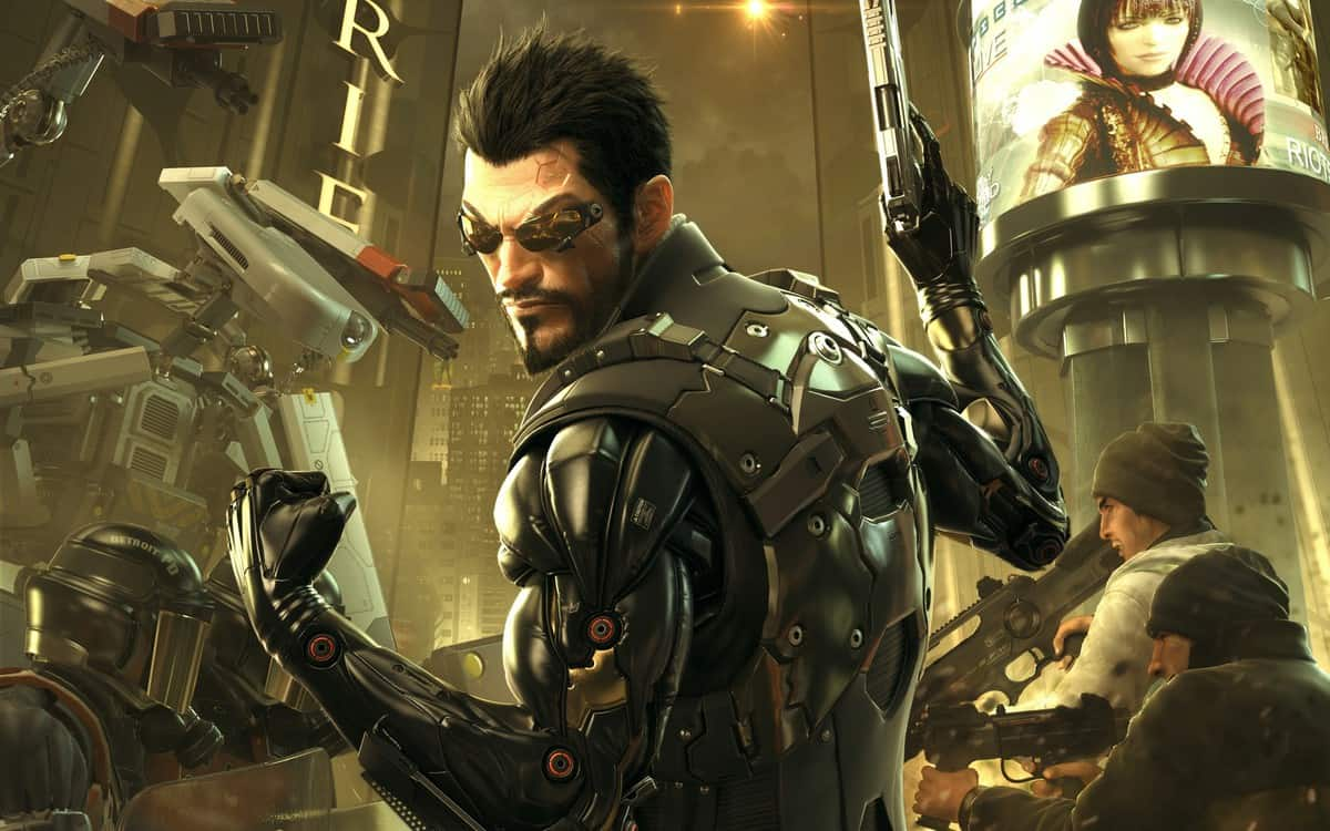Deus Ex: Mankind Divided Easter Eggs