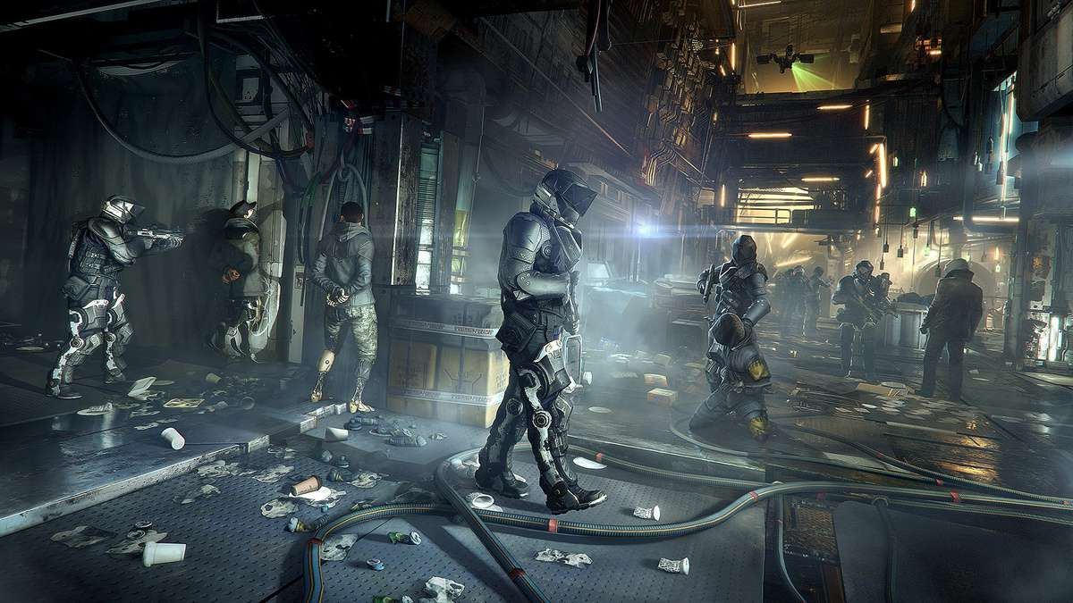 Deus Ex: Mankind Divided Side Missions Guide – The Mystery Augs, K is for Kazdy