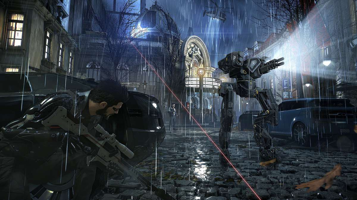 Deus Ex: Mankind Divided Side Missions