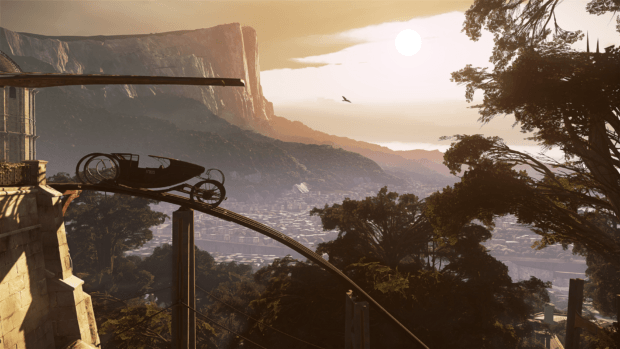 new Dishonored 2 screenshots