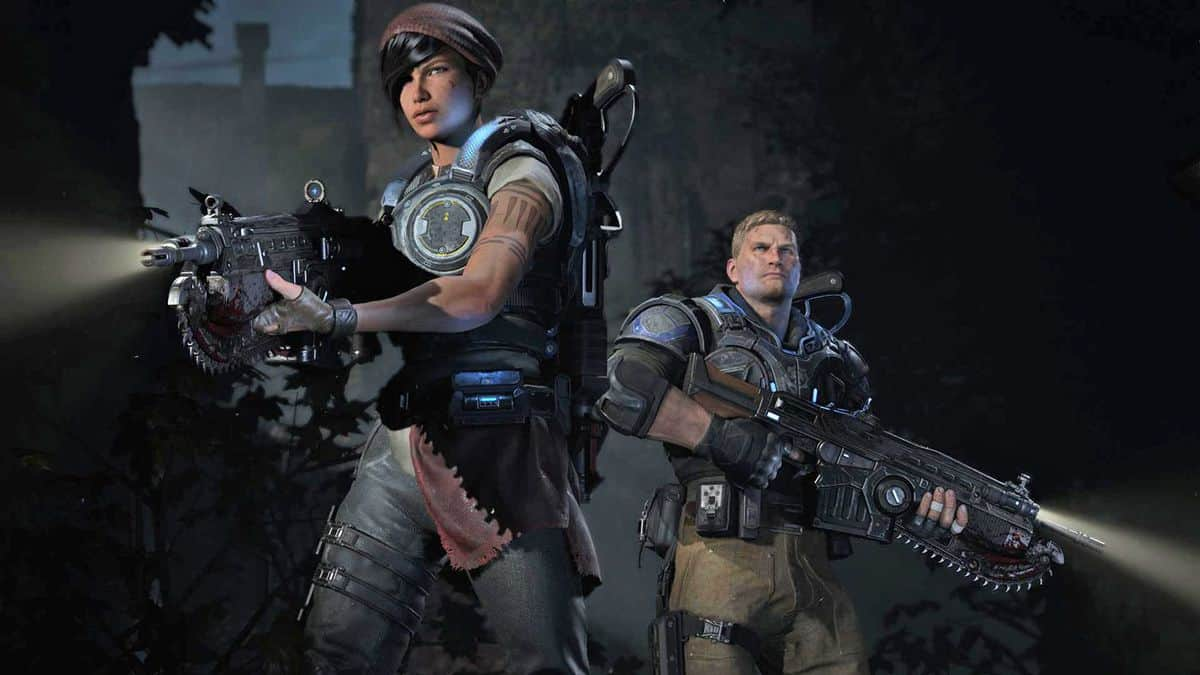 Gears of War 4 Achievements