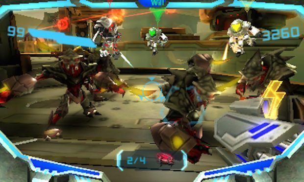 Metroid Prime Federation Force - Review 01