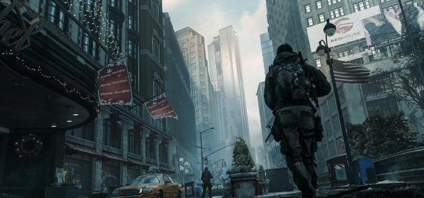 The Division PS4 vs PS4 Pro